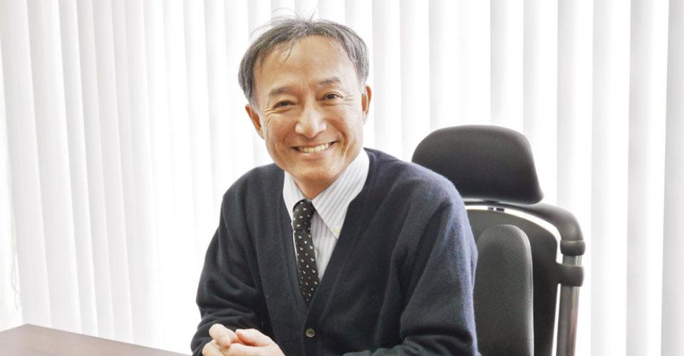 マルハチ村松社長の写真