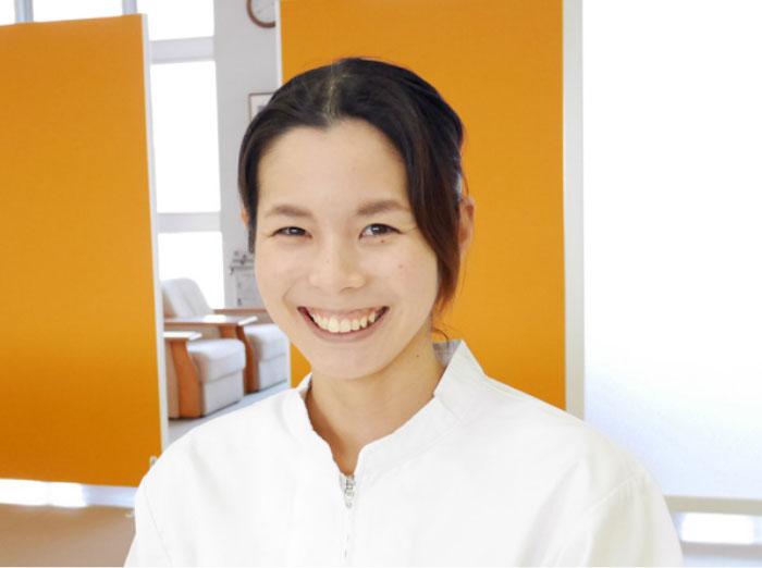 加藤 瞳さんの顔写真