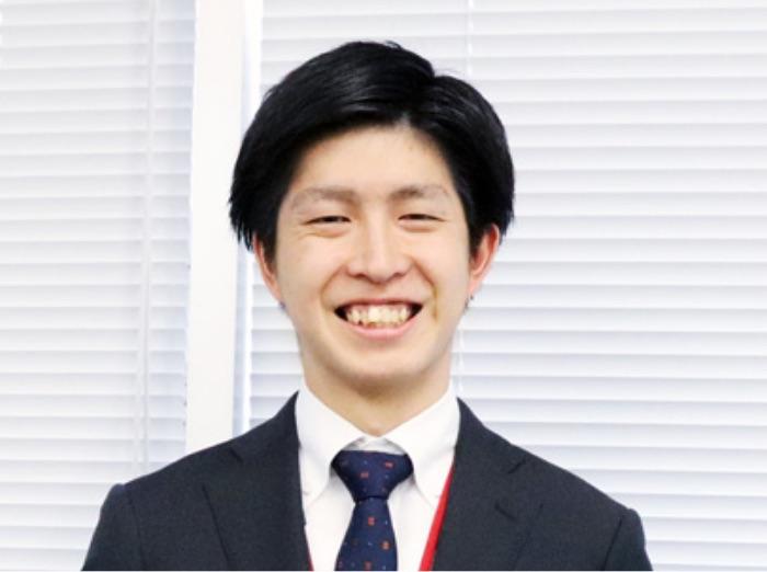 寺岡 佑さんの顔写真