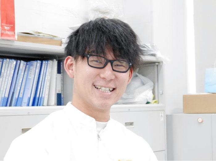 増田 恭造さんの顔写真