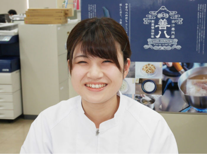 中澤 陽子さんの顔写真