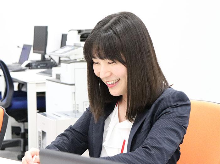 名雪 皓美さんの顔写真