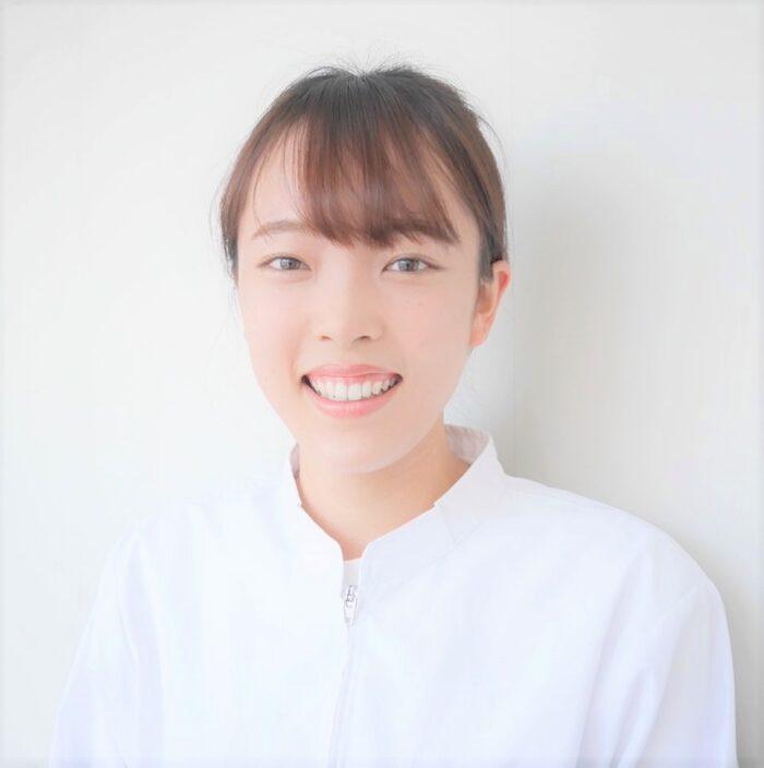 影山 千紘さんの顔写真